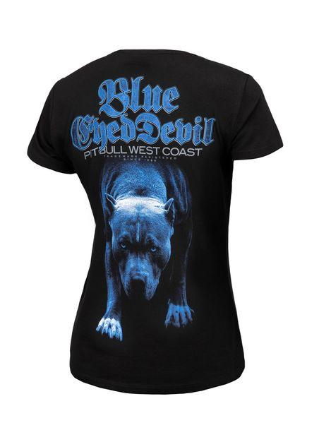 Koszulka damska Blue Eyed Devil 21