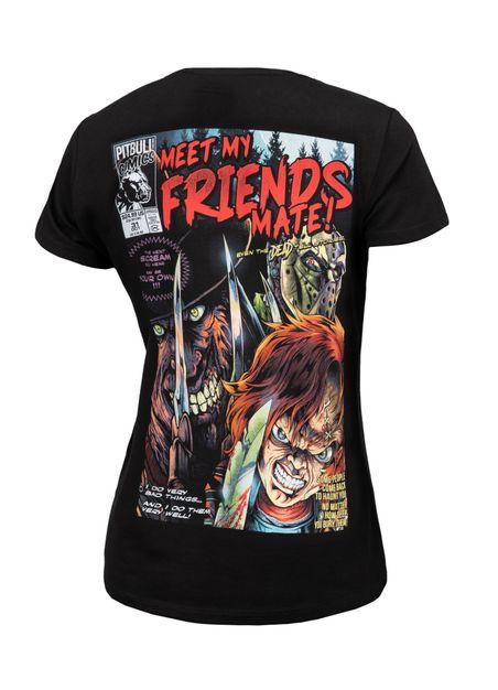 Koszulka damska Meet My Friends