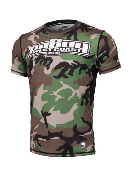 Koszulka Mesh Performance Pro plus Camo Boxing