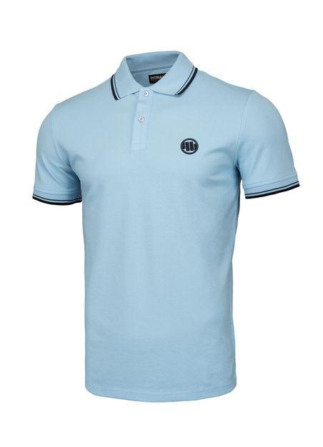 Koszulka Polo Slim Logo Stripes