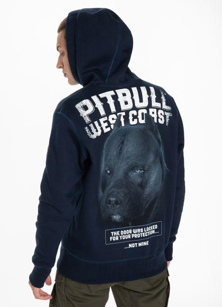Bluza z kapturem Black Dog